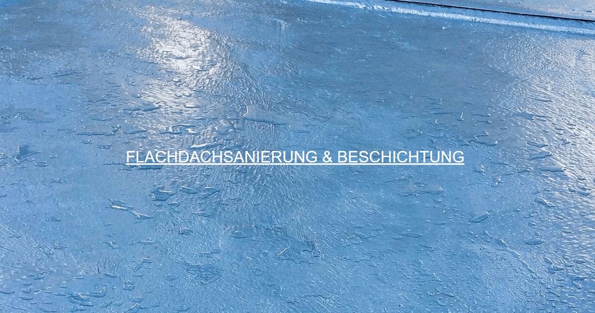 Flachdachsanierung für Schwebheim - Spodarek Dachbeschichtungen: Garagendach Beschichtung, Carportdach Renovierung, Dach Abdichtung