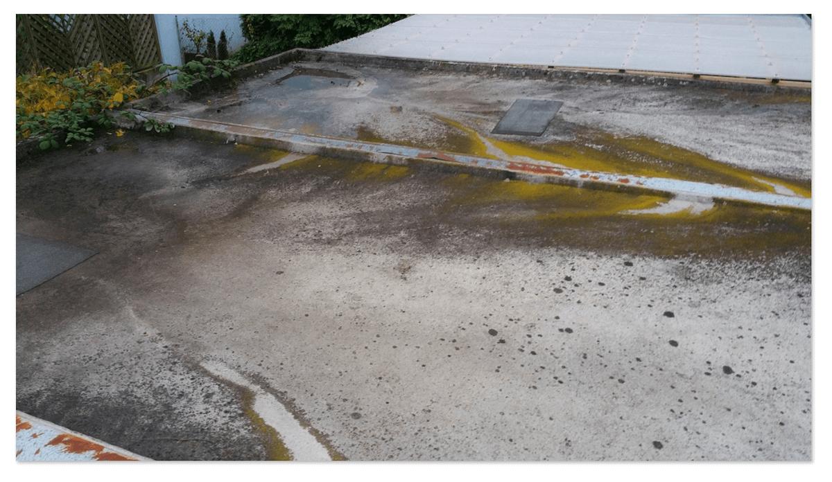 Flachdachsanierung in  Balingen