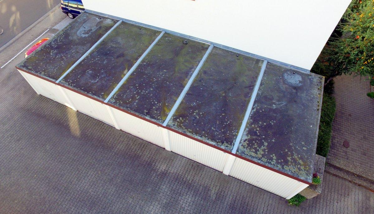 Sehr Garagendachbeschichtung - Flachdachbeschichtung, Carport Dachsanierung US36