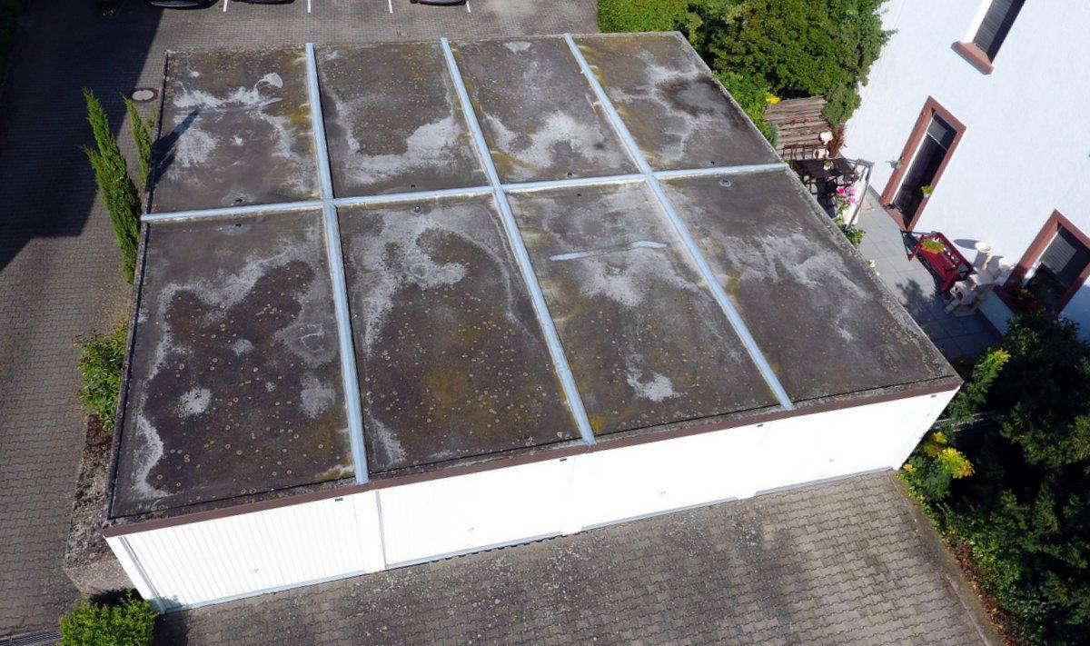 Beliebt Garagendachbeschichtung - Flachdachbeschichtung, Carport Dachsanierung WB62